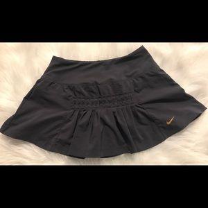 Nike Dri-fit running tennis skort skirt xs